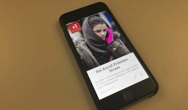 #12 – die neue Tamedia-App