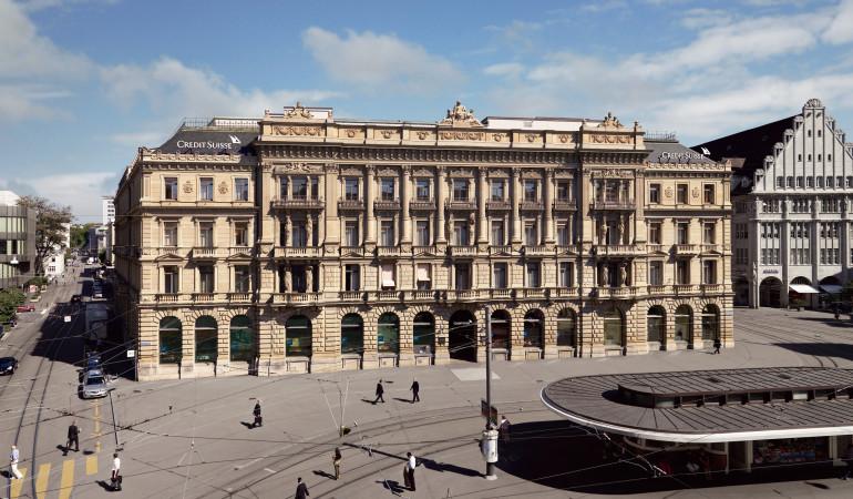 Credit Suisse verklagt Finanz-Blog