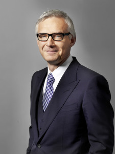 Urs Rohner, VR-Präsident der Credit Suisse (Foto: Credit Suisse)